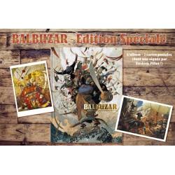 Pillot & Moncomble - BALBUZAR (Special Edition)