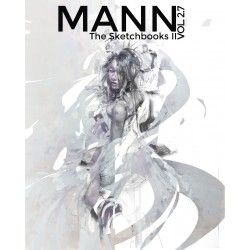 MANN Vol. 2.7 - The Sketchbooks II
