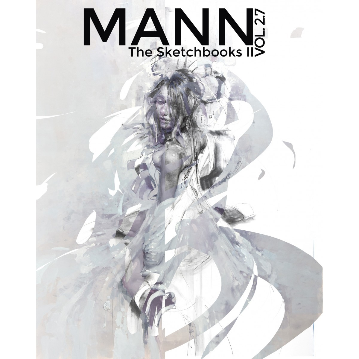 MANN Vol. 1.7 The Sketchbooks