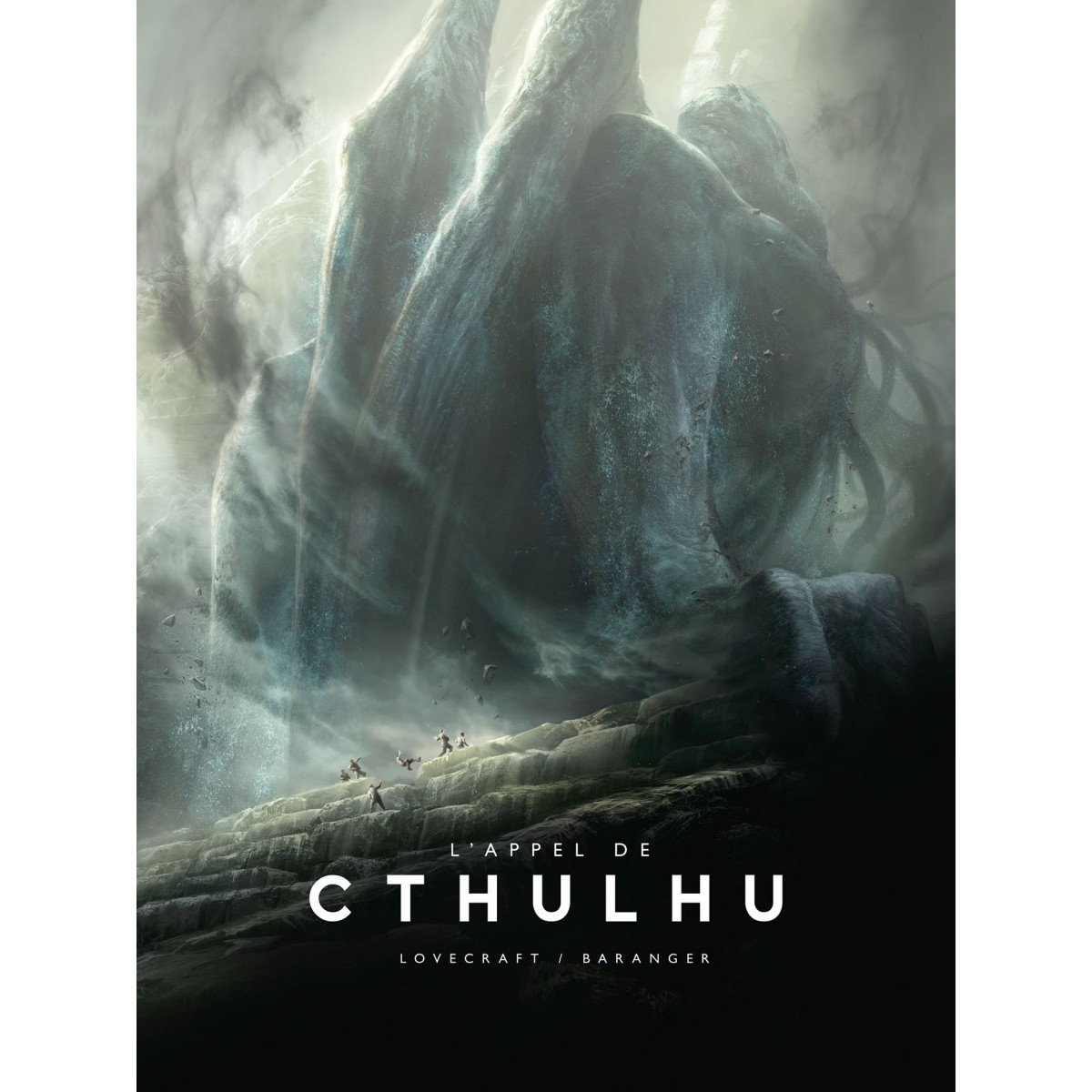 H.P. Lovecraft & François Baranger - L'appel de Cthulhu