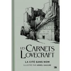 Lovecraft : La cité sans nom