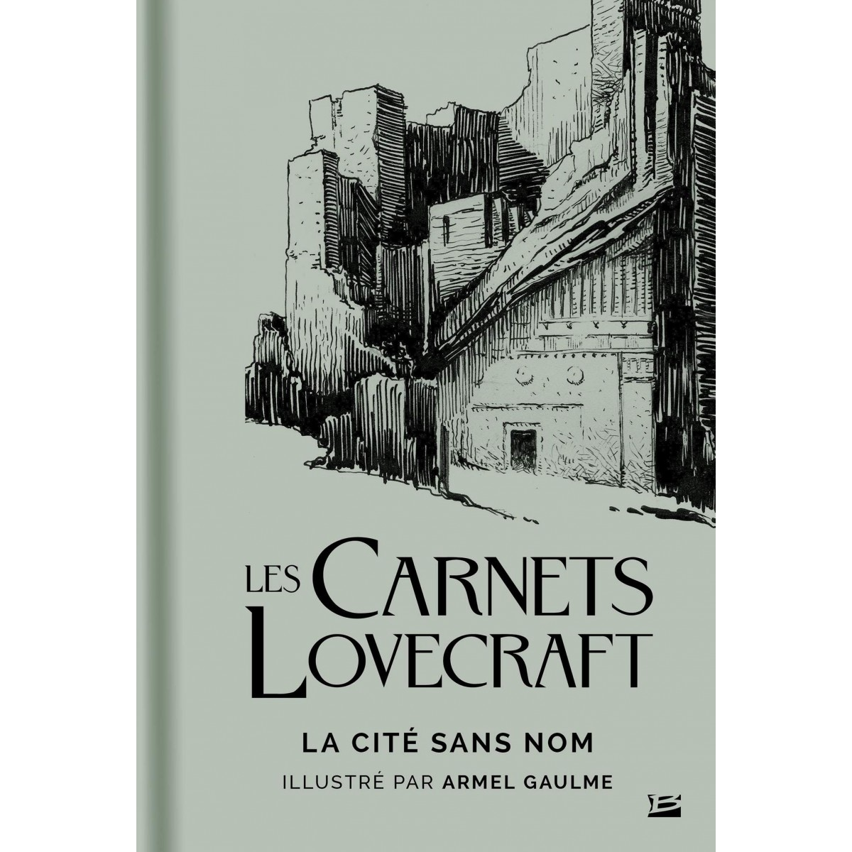Lovecraft : The Nameless City