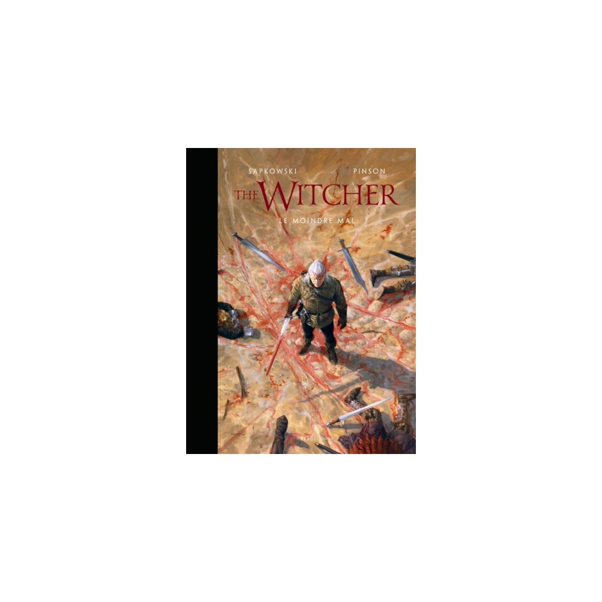 The Witcher illustré : Le moindre mal