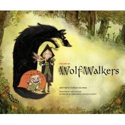 WolfWalkers artbook (Anglais)