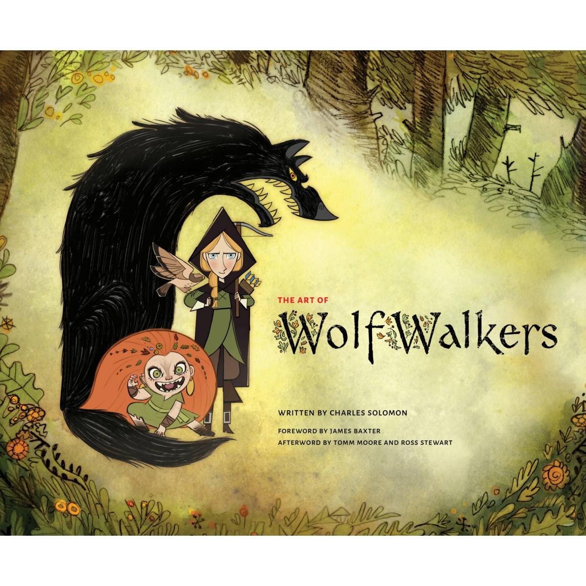 WolfWalkers artbook
