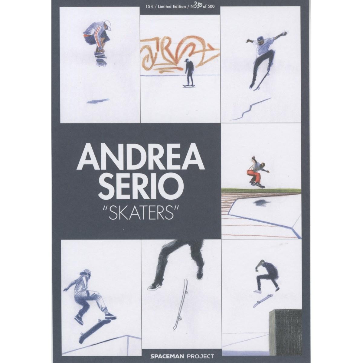 Andrea Serio - Skaters