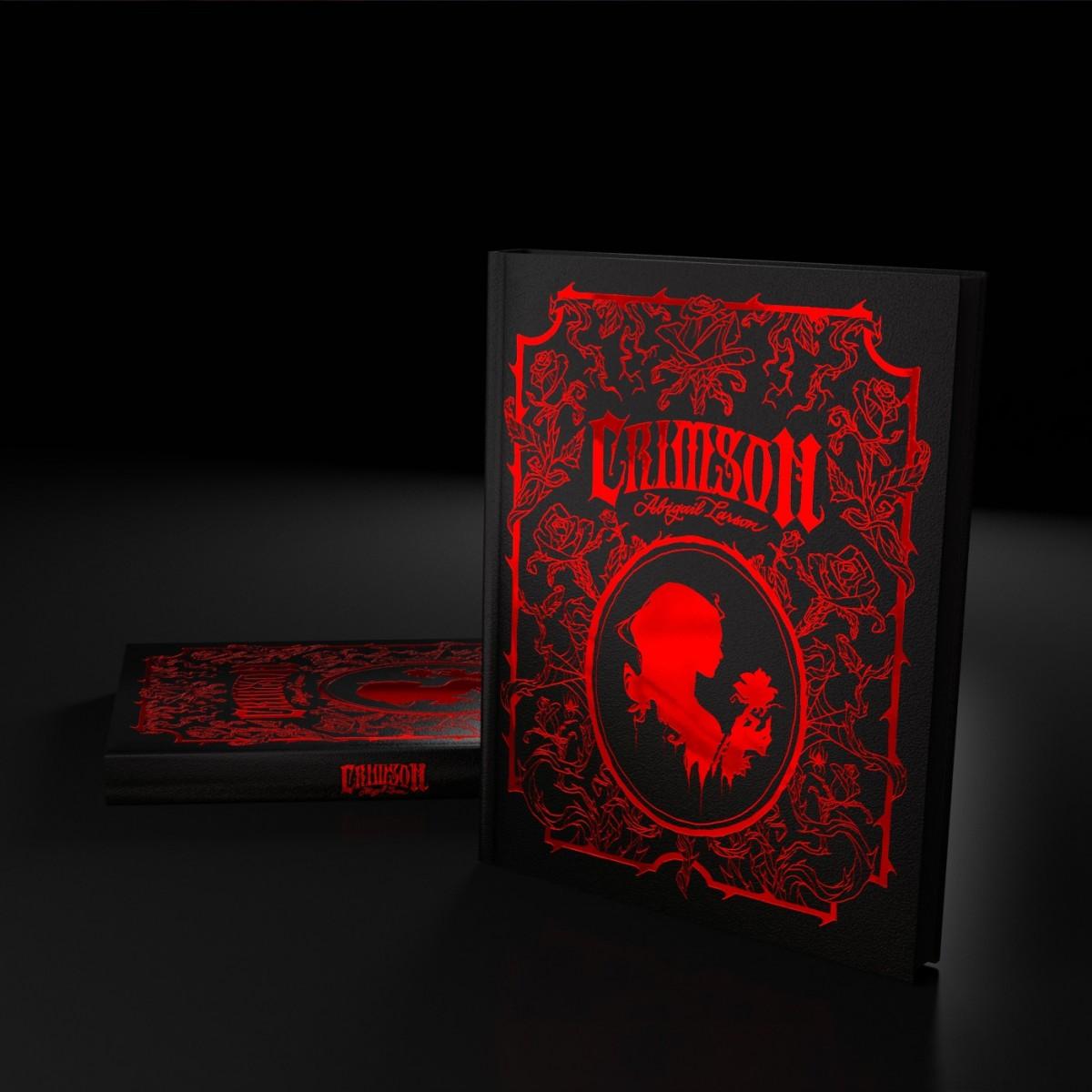 Larson Abigail - Crimson