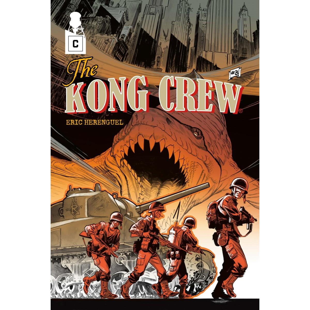 Eric Hérenguel - The KONG CREW - Ep 3