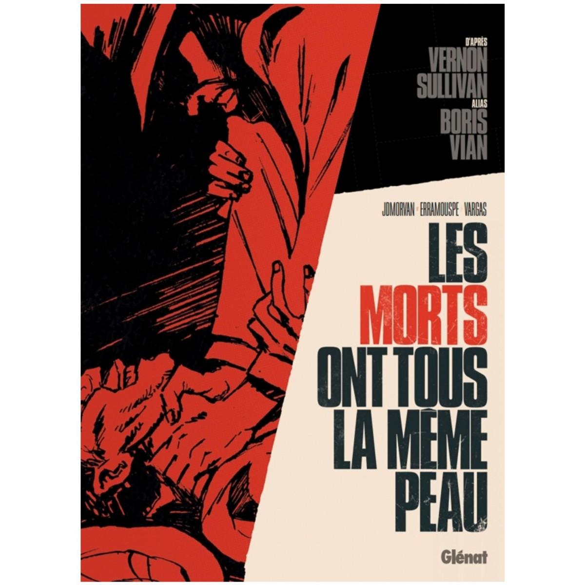 Boris Vian - Les morts ont tous la même peau (FR)