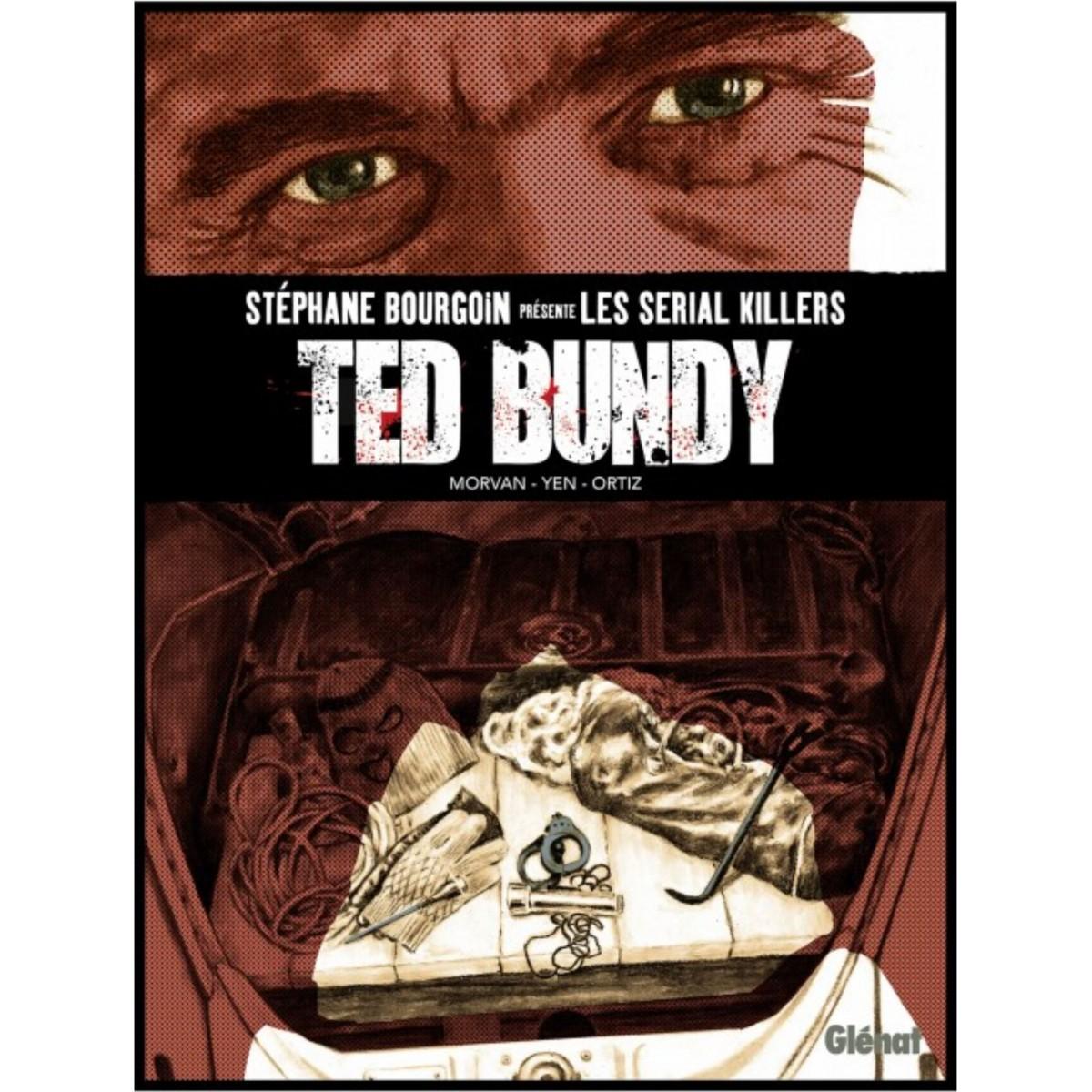 Jean-David Morvan - Ted Bundy, Lady Killer