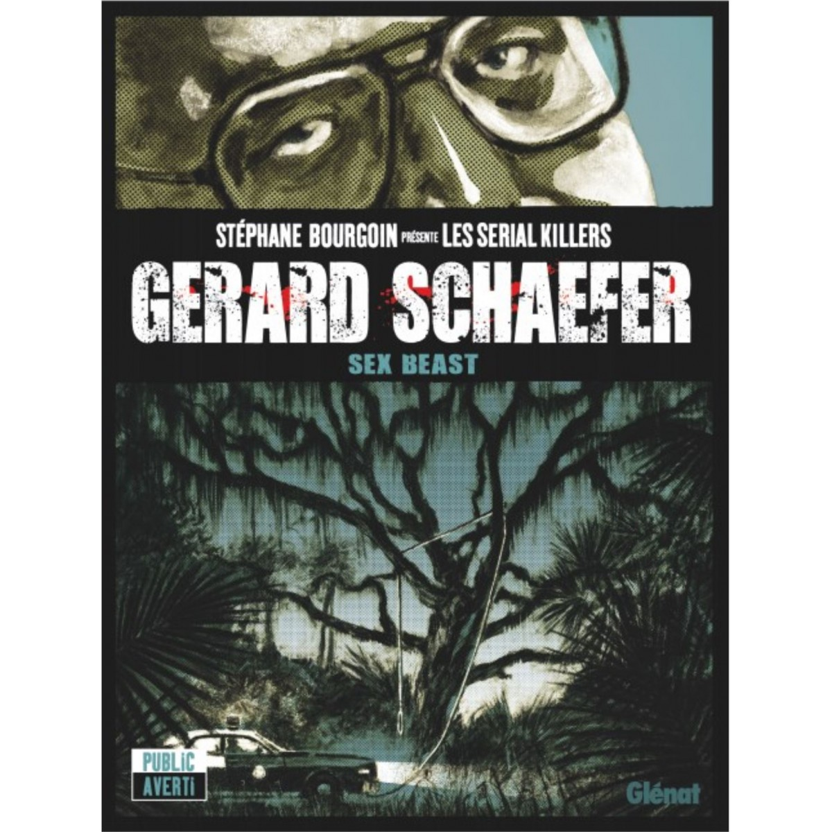 Jean-David Morvan - Gerard Schaefer, Sex Beast
