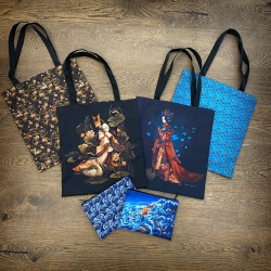 Totebag KIM JUNG GI - THE KONG CREW