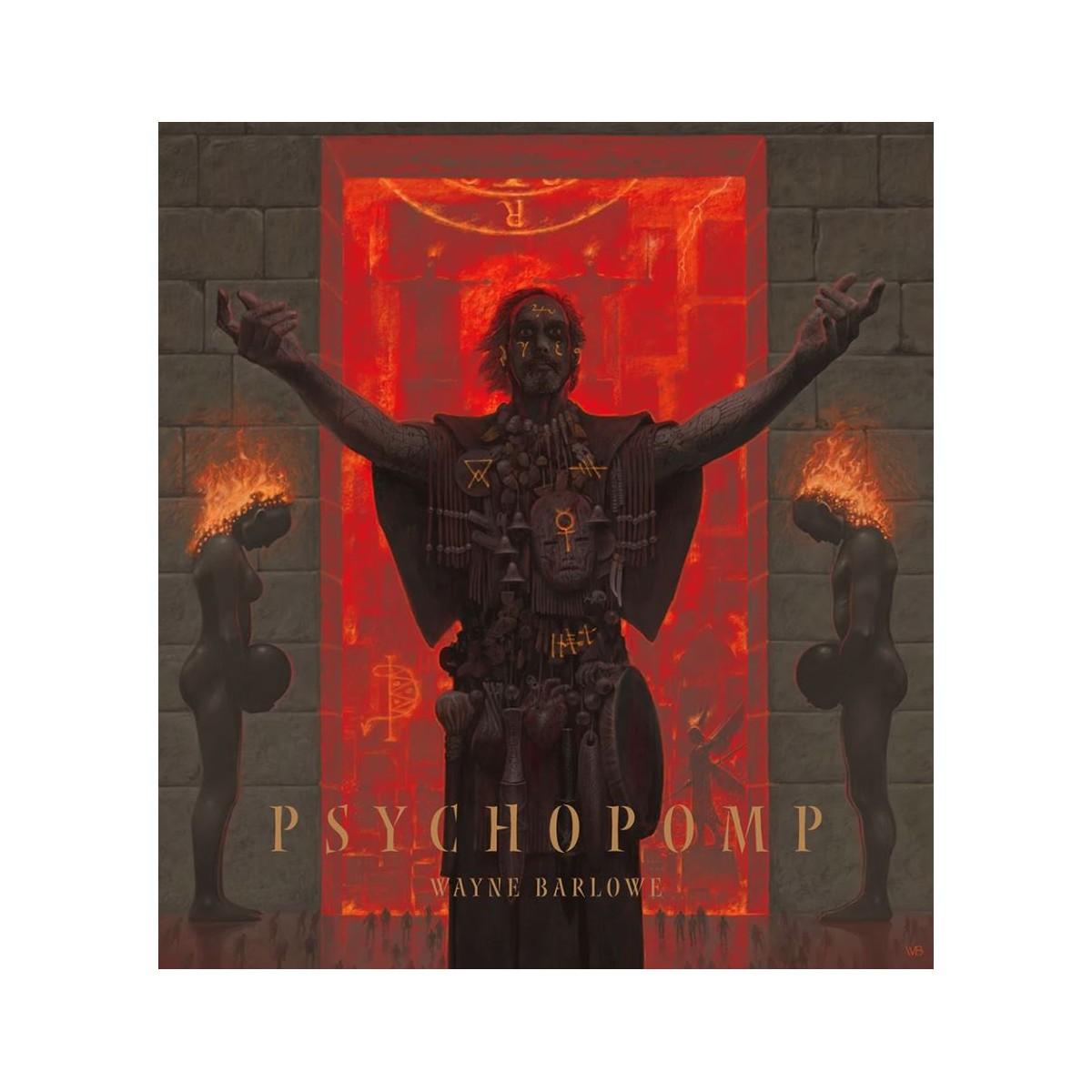 Wayne Barlowe - Psychopomp (Vorbestellung)