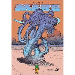 """Jean Giraud """"Moebius"""" - La Faune de Mars (FR)"""