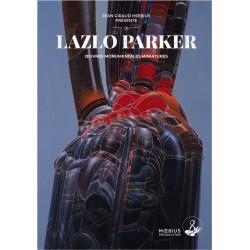 """Jean Giraud """"Moebius"""" - Lazlo Parker"""