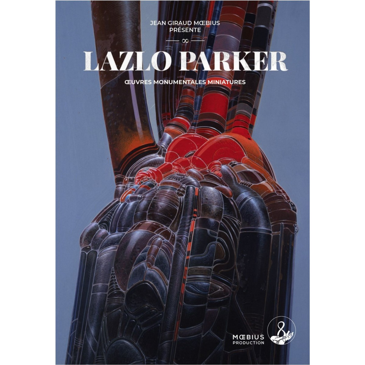 "Jean Giraud ""Moebius"" - Lazlo Parker (FR)"