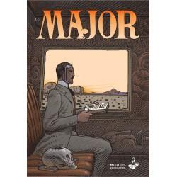 """Jean Giraud """"Moebius"""" - Le Major"""