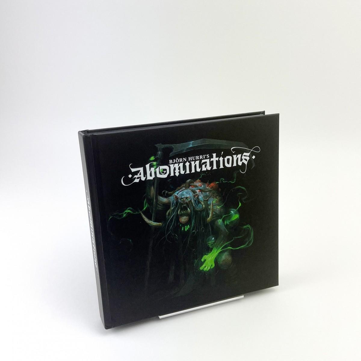 Björn Hurri - Abominations (précommande)