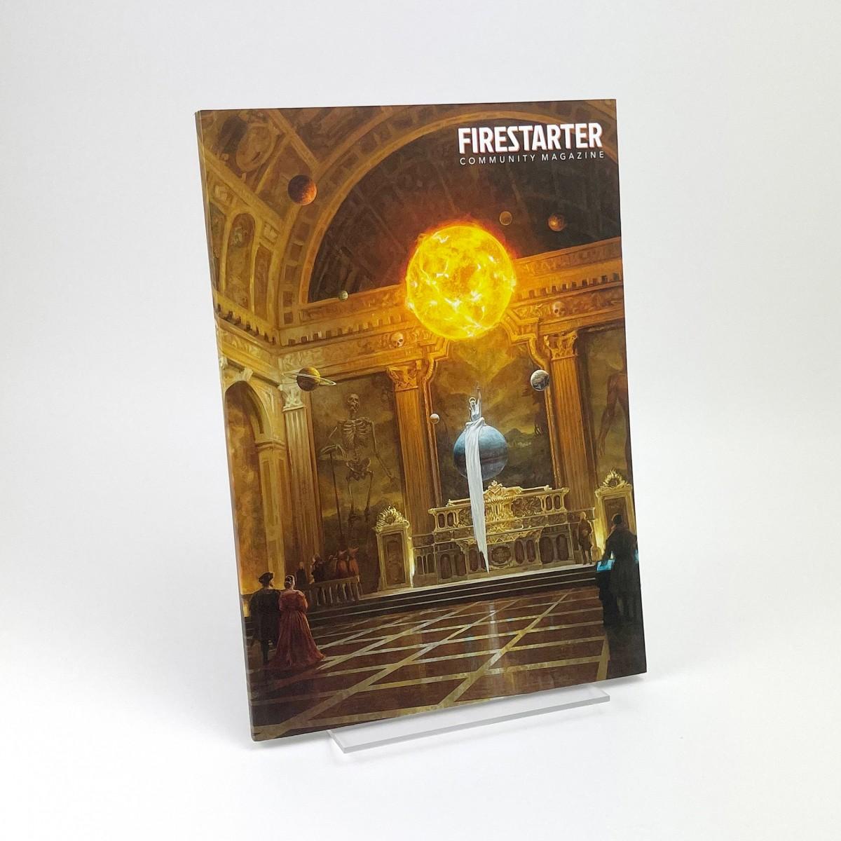 FIRESTARTER - Community Magazine  n°3
