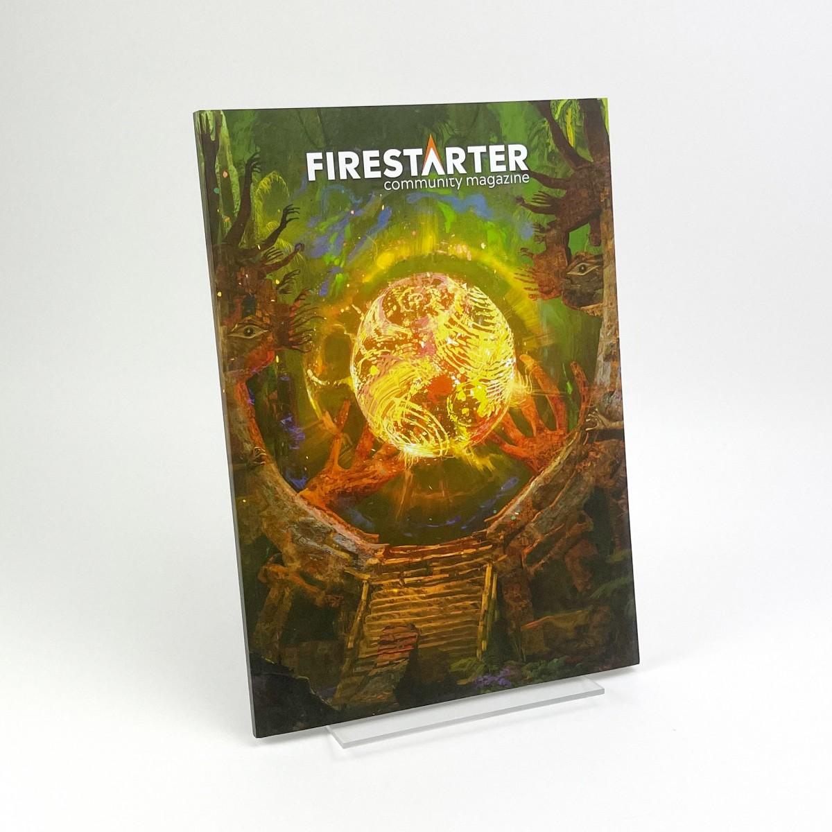 FIRESTARTER n°4 - Community Magazine