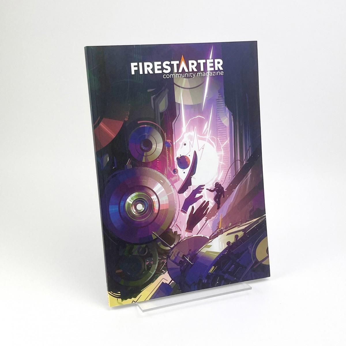 FIRESTARTER n°6 - Community Magazine