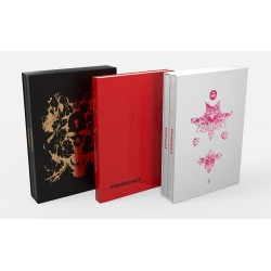 hardcover slipcases 1+3 and hardcover2