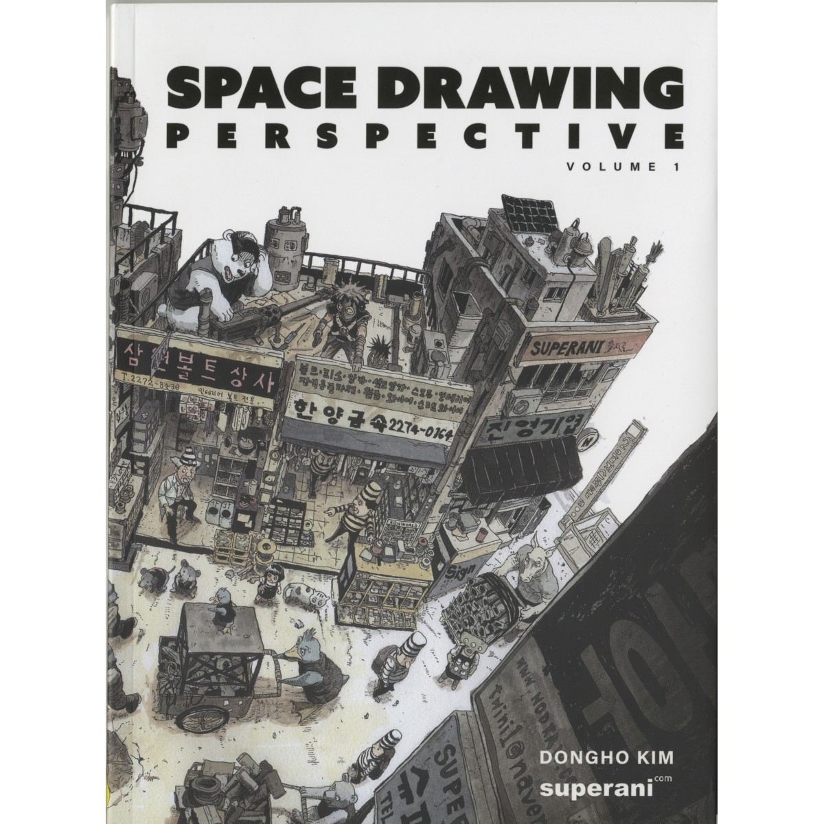 Dongho KIM - Space Drawing: Perspective
