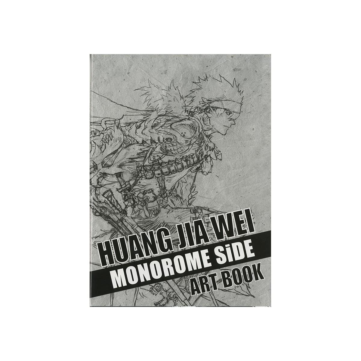Huang Jia Wei - Monochrome Artbook