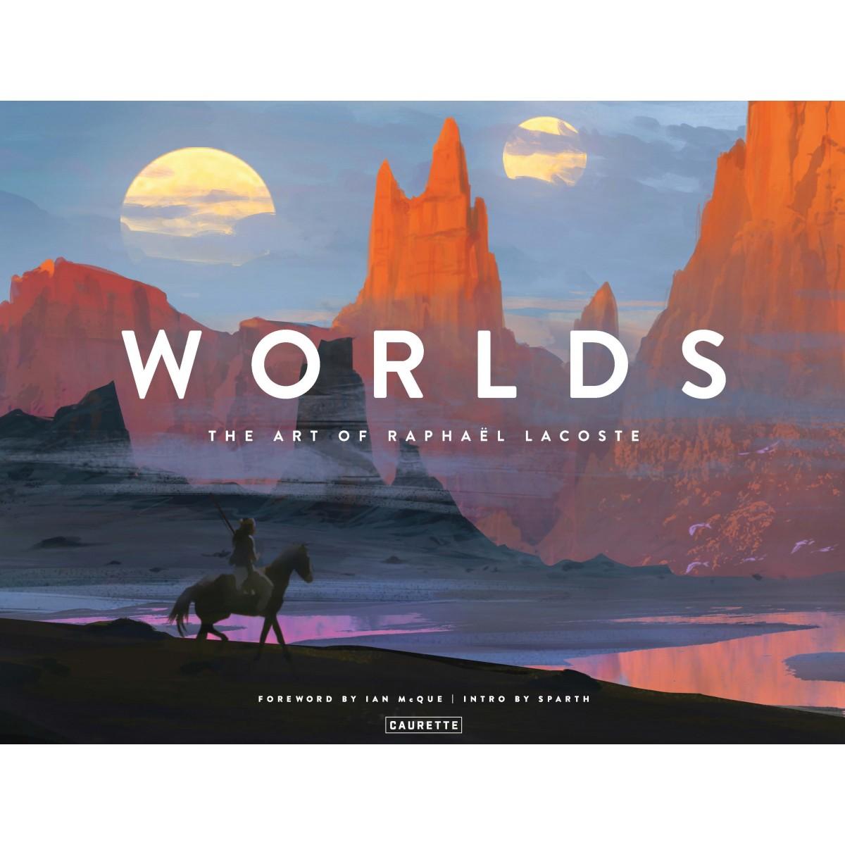 Raphaël Lacoste - Worlds