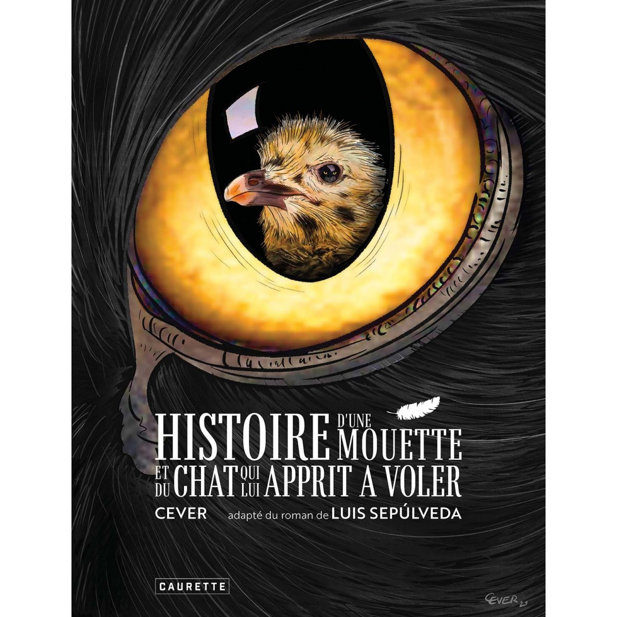 Histoire d'une mouette et du chat qui lui appris à voler - Sepulveda & Cever