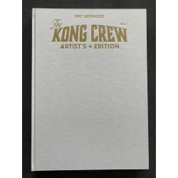Eric Hérenguel - Kong Crew (from deluxe edition to Blank Cover edition)