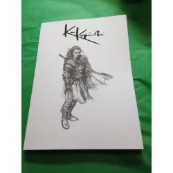 Karl Kopinski - Sketchbook Vol 1