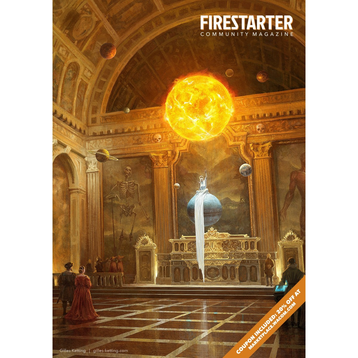 FIRESTARTER - Community Magazine  n°3