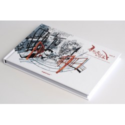 Dong Ho Kim - Urban Sketch Collection Book vol. 2