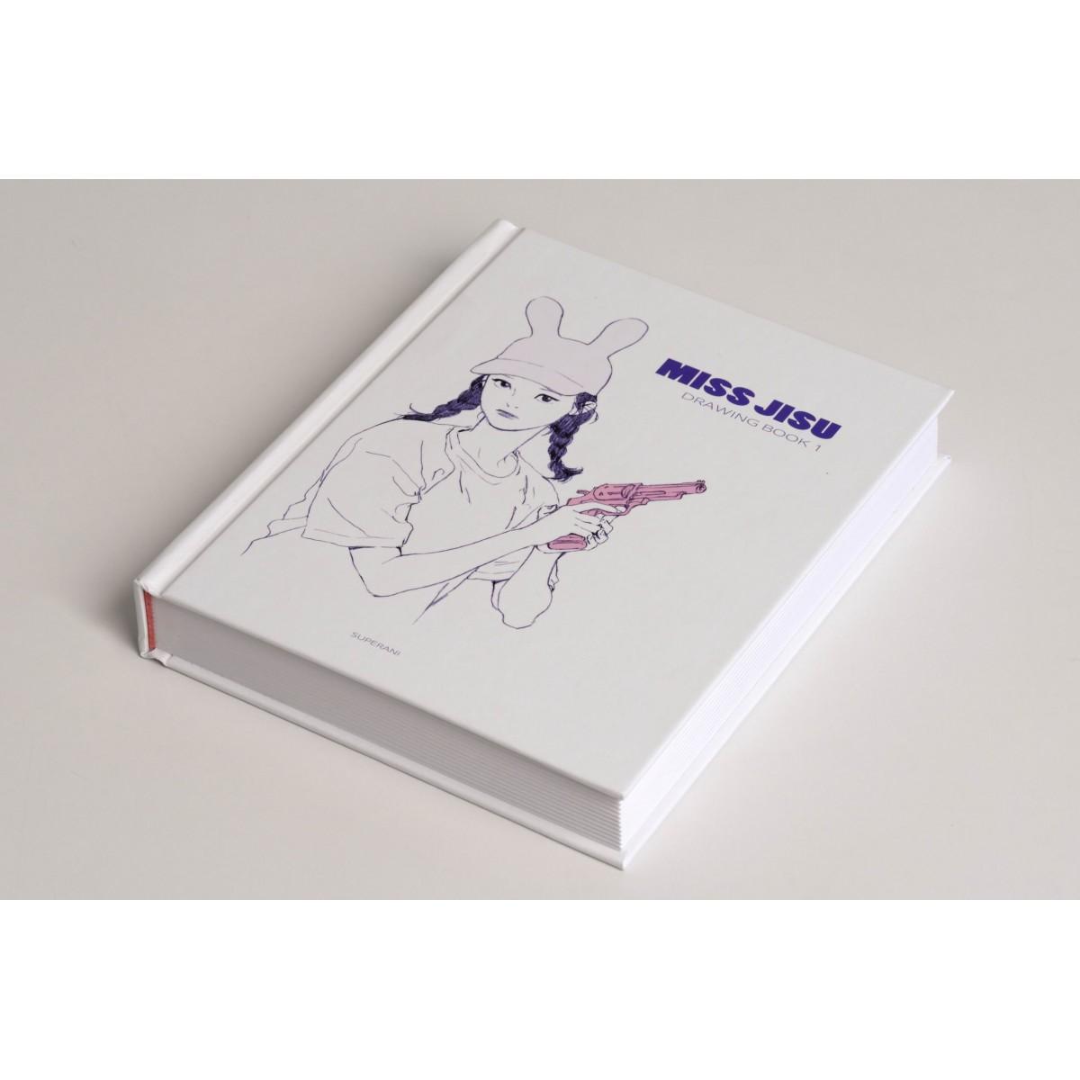 Miss Jisu - Drawing book 1